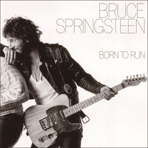 Bruce Born to Run album