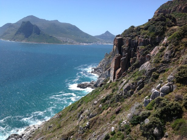 On the Road to Simon's Town