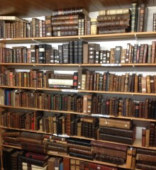 Some of Gowan's Antiquarian Books
