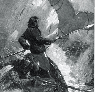 symbolism of moby dick Which best explains the symbolism behind melville's use of the word brand to describe the scar on ahab's body in chapter 28 of moby-dick  symbols in moby dick.