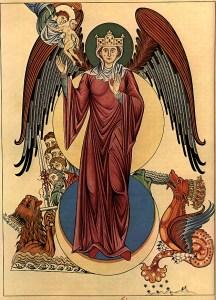 Woman_of_the_Apocalypse_(Hortus_deliciarum)