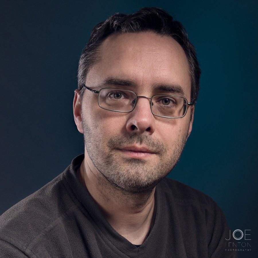 Profile Pic Joe Lenton Commercial Photographer