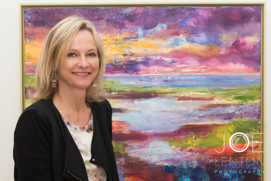 Press Release - Artist Tracey Ross at Centrum-2