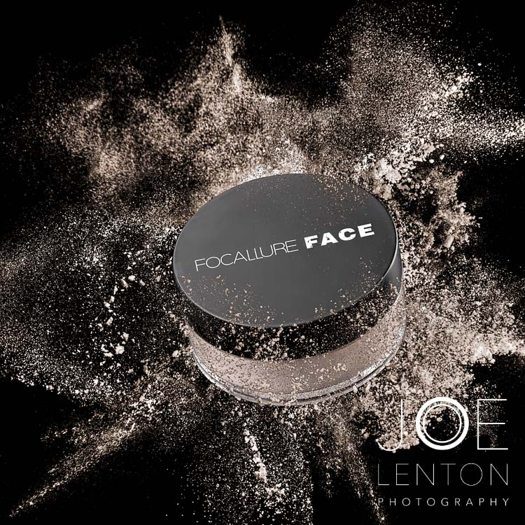 Cosmetic Product Photography - Face Powder-1