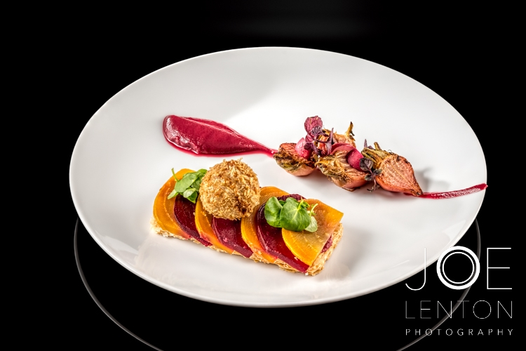 Food Photography - Starter & Dessert - Goldleaf Catering-4