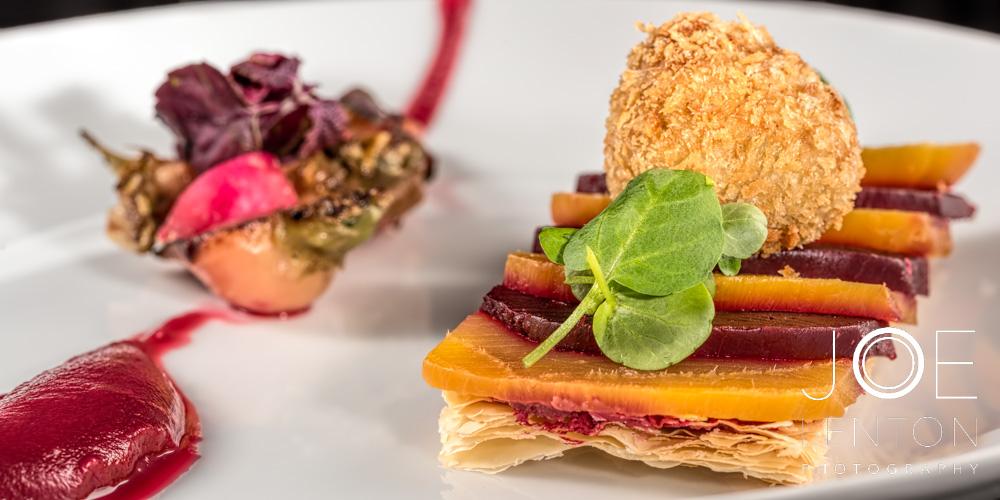 Food Photography - Starter & Dessert - Goldleaf Catering-9