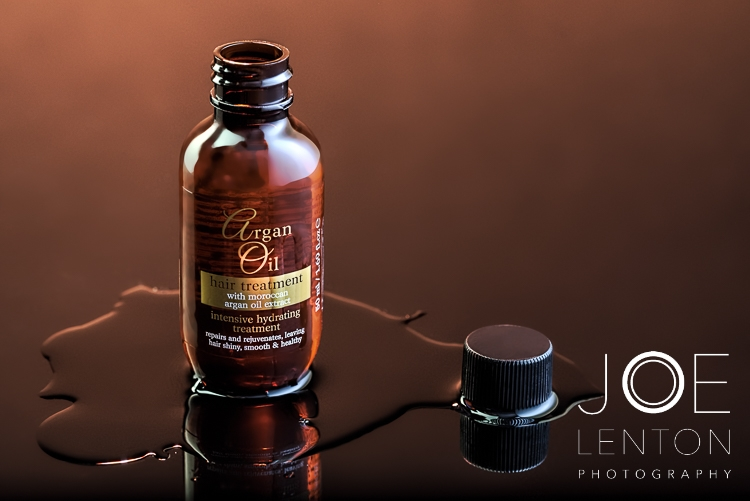 Argan Oil Advertising Photography Case Study Image -1