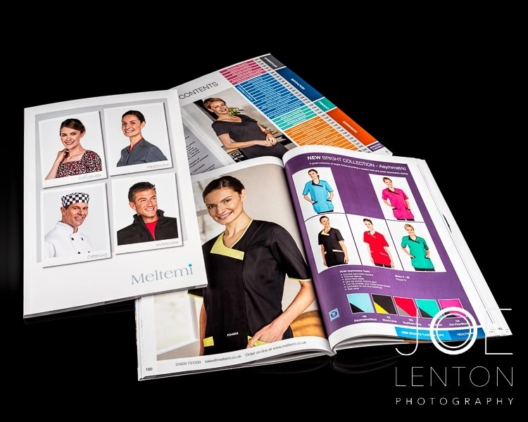 Product photography - brochures, business cards - SJD-3
