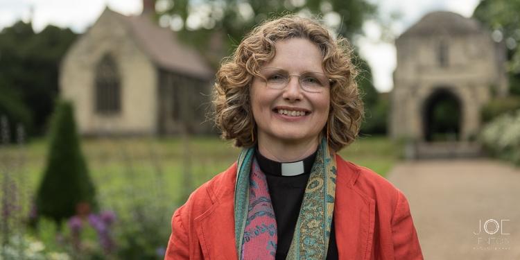 Headshot - Archdeacon portrait