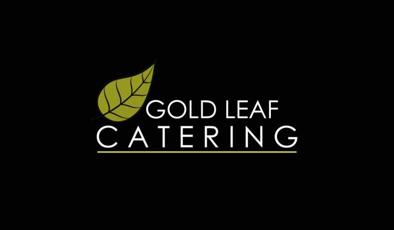 Goldleaf Catering Logo