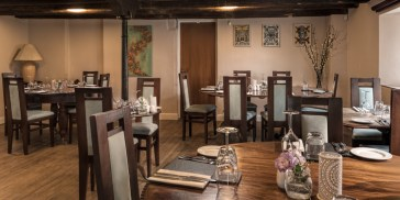 Rathskeller dining room wide view