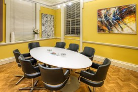 Small Meeting Room at OPEN