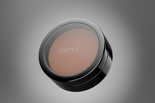 Technic face powder CGI