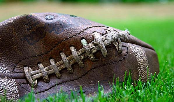 Deflated football