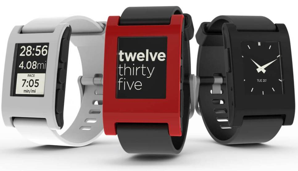 Go to My Pebble Smartwatch Finally Got Here! (Video)