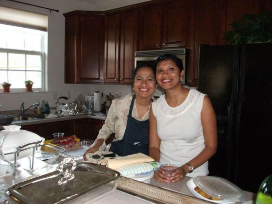 Nums & Anju, chefs extraordinaire
