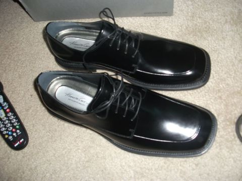 My new dress shoes