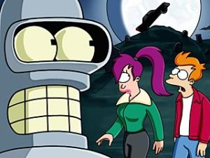 Futurama recast?  Say it ain't so!