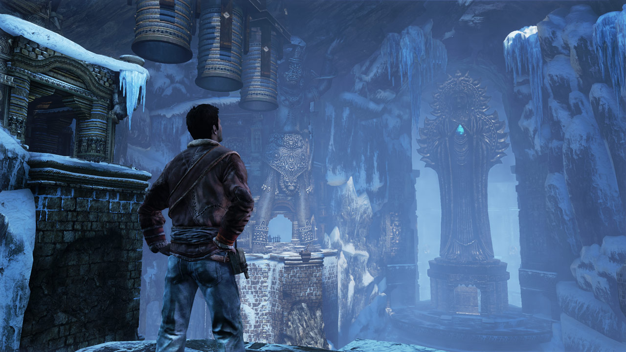 I M Enjoying Uncharted 2 Among Thieves Tales From The Ipe