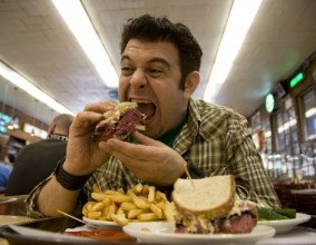 Adam Richman from Man v. Food