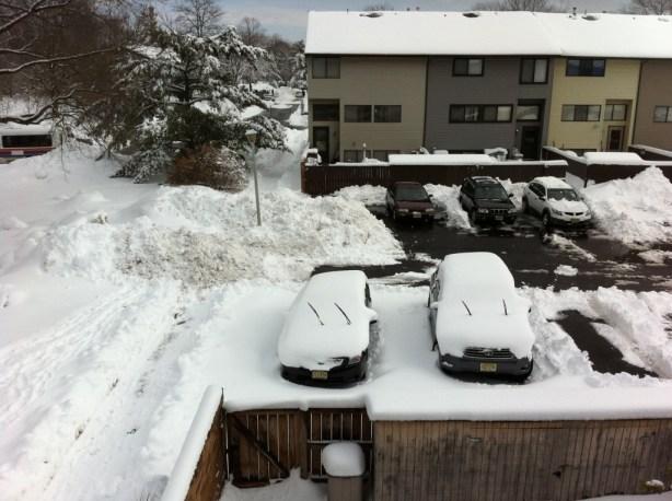 3rd snow storm this season