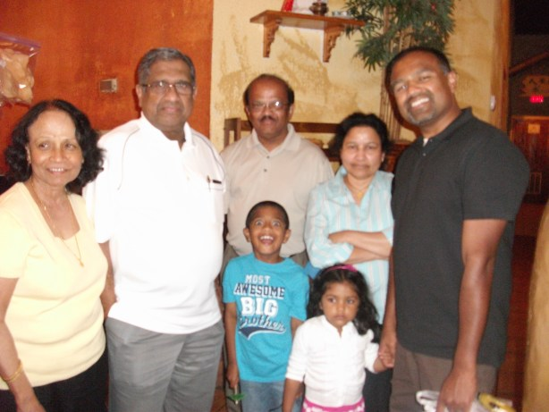 Father's Day Dinner 2012