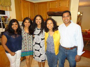 The cousins.