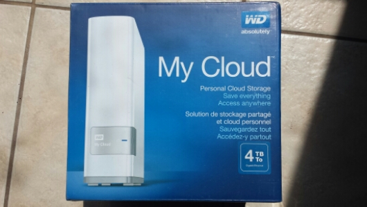 Western Digital My Cloud (4 TB)