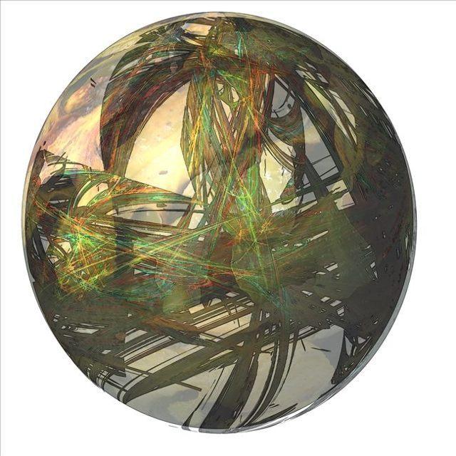 Sphere 1, September 2011.