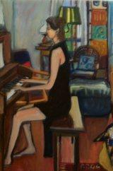 Untitled, Steven Harvey, Oil on Canvas