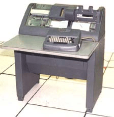 Card Punch -- yes, I learned Fortran on one of these when I was 12.