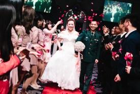 台中婚攝BAO 中任+琬如 結婚迎娶 潮港城