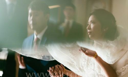 台中婚攝 豈民+孟儒 結婚見證 西屯門諾教會