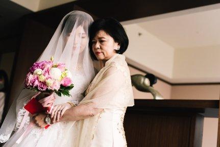 婚攝BAO 懷璞+顏慈 結婚迎娶 三鶯福容 土城青青