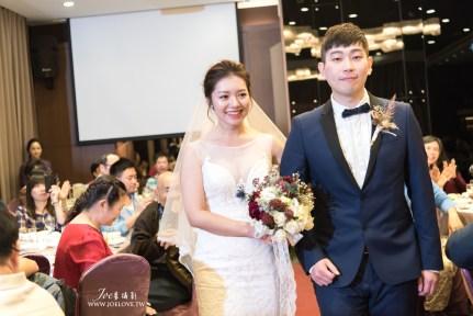 婚攝BAO 啟正+涵融 宴客紀錄 台中仙園海鮮會館