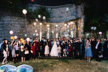 台中婚攝BAO 鈞翔+郁英 結婚迎娶戶外見證 台中葳格國際會議中心