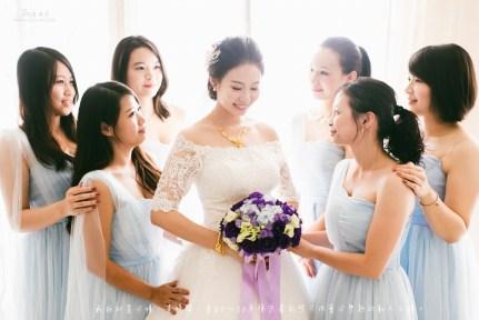 婚禮攝影 泰宏+家螢 結婚紀錄 福野婚宴會館