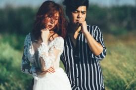 台中婚紗攝影 胡爺+克萊兒 婚紗專案/自助婚紗/週年婚紗