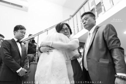 婚禮攝影 逸夫+佩珊 晶宴民生館B2圓劇場 訂結紀錄