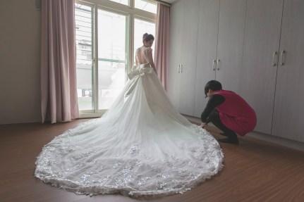 婚攝 台中林皇宮 哲銘+婕妤 婚禮紀錄