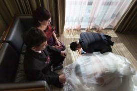 婚禮攝影 台中瑪莎LiLi婚紗 孟儒+雅茹 結婚紀錄