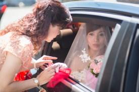 婚禮攝影 法國台北婚紗 柏勳+媁媗 結婚紀錄