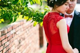 台南婚攝 姵君+介勛 訂婚奉茶 大成庭園玉山廳