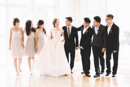 台中婚攝 元演+旻卿 結婚迎娶 台中林皇宮
