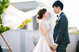 台中婚攝 大鈞+懿萱 訂結同日 梧棲新天地