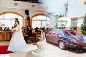 婚禮攝影 台中林薇婚紗 立祐+之榕 馬光教會婚禮紀錄