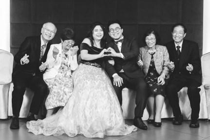 台中婚攝 陳蔡何府  宴客紀錄 梅子餐廳