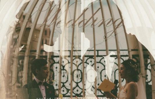 林酒店婚攝 台中婚攝 傑閔+岡樺 迎娶結婚 戶外證婚