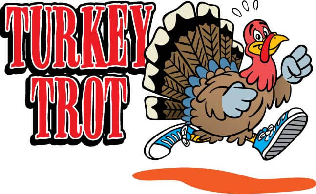 Turkey Trot Racer surprised Tallahassee