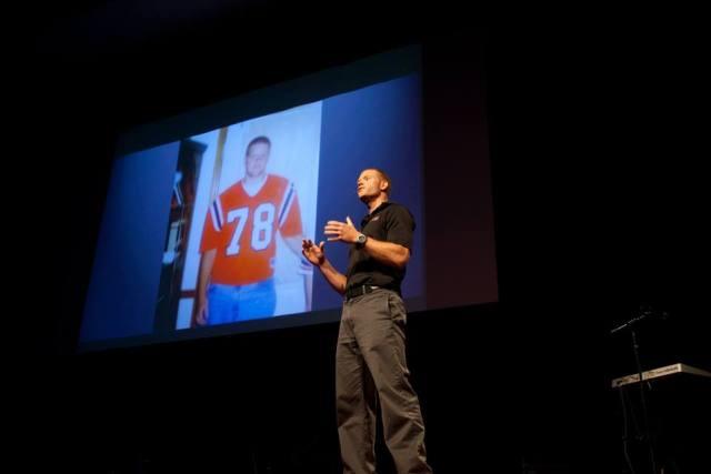 Joe Martin TED Talk